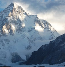 Catégorie de voyage Gigatour Montagne