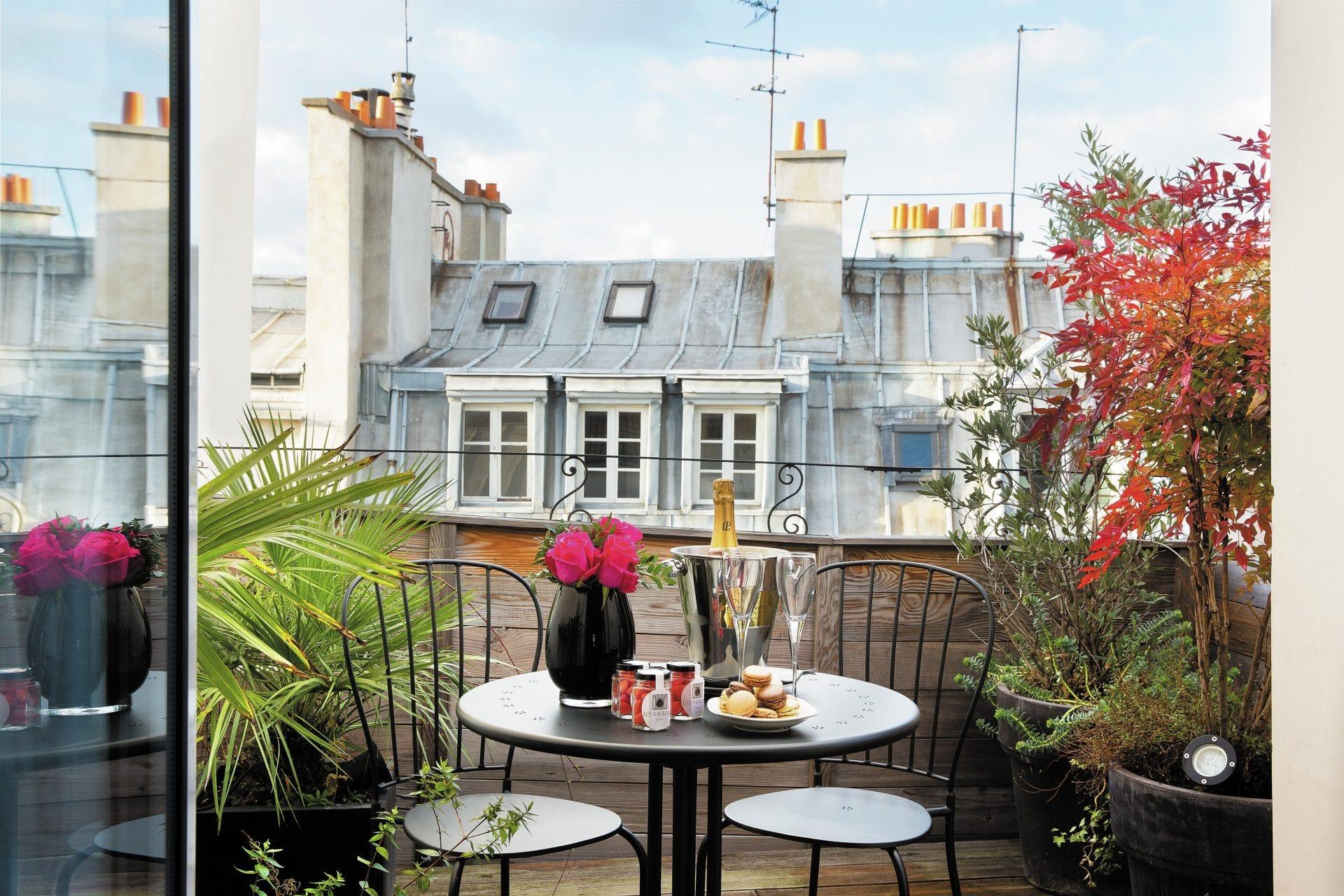 Citytrip Hôtel desThéatres Paris