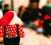 Le Père Noël en tour d'Europe