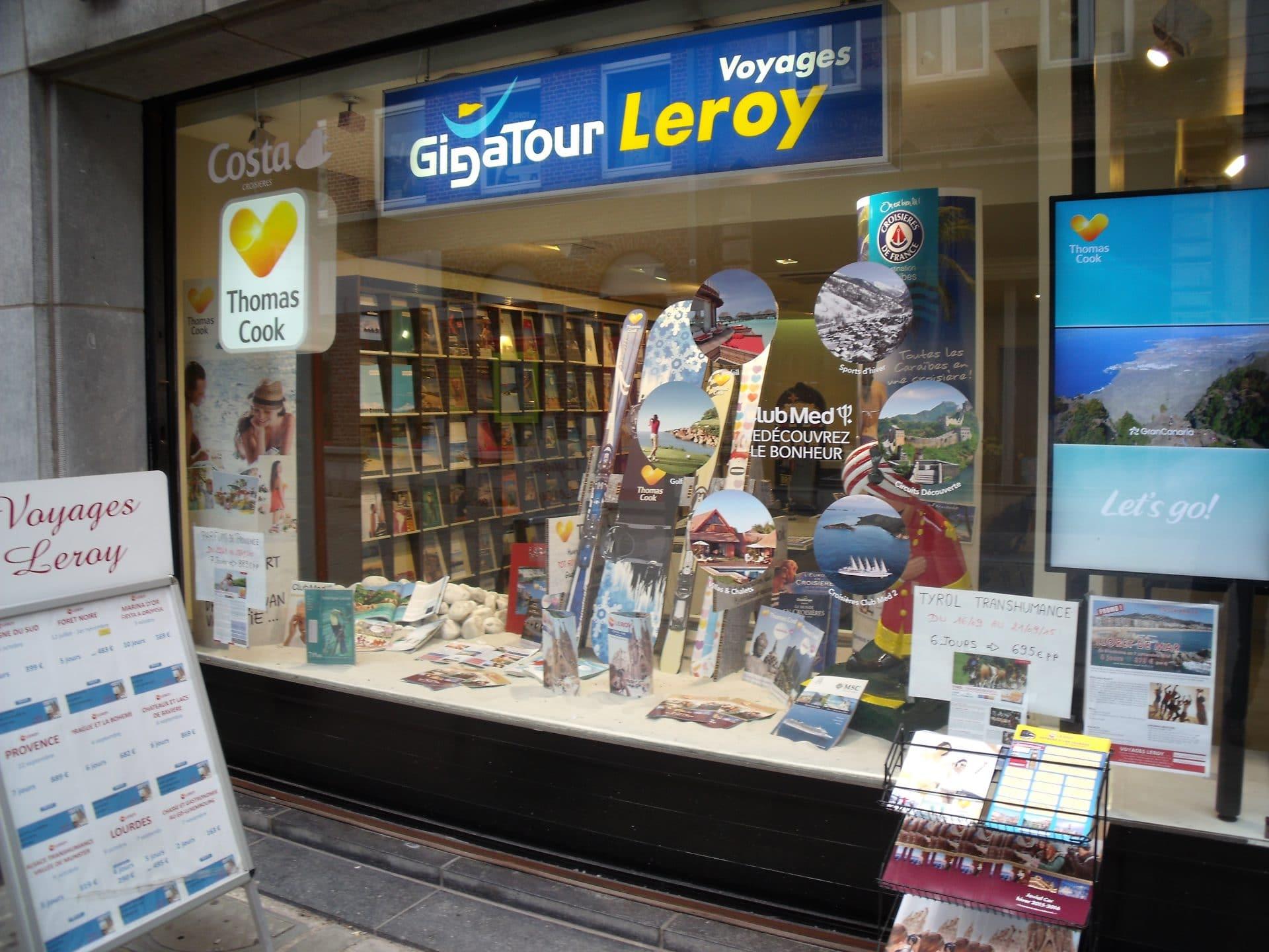 Gigatour Leroy Mons